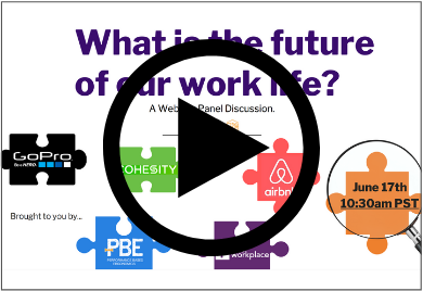 Webinar - What is the Future of our Work Life?